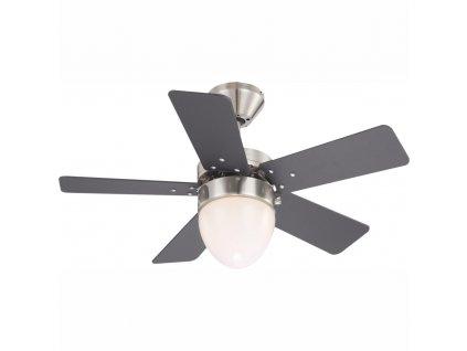GLOBO 0332 stropní ventilátor se světlem MARVA