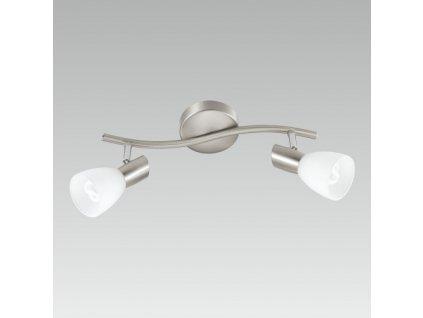 Prezent Stropní svítidlo TORRO 2xE14/40W, NICKEL SATIN 34035