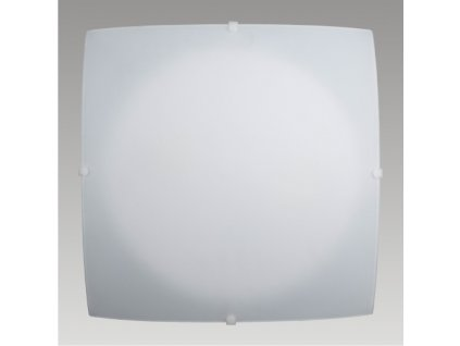 Prezent Stropní svítidlo DELTA 1xE27/60W, 300x300,WHITE, MATT 45018 K
