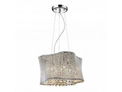 LUXERA 46105 ZONDA moderní závěsné svítidlo