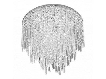 LUXERA 64338 PALASS stropní křišťálové svítidlo