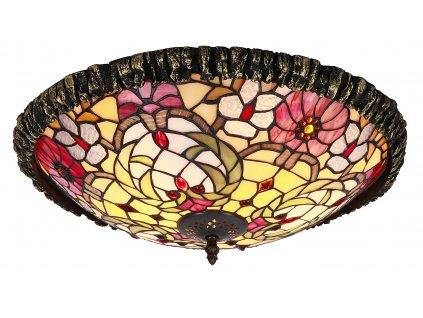 RABALUX 8087 MIRELLA stropní svítidlo Tiffany