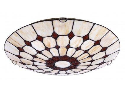 RABALUX MARVEL 8091 stropní svítidlo Tiffany