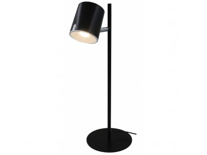 lampka biurkowa led zoe nilsen czarny