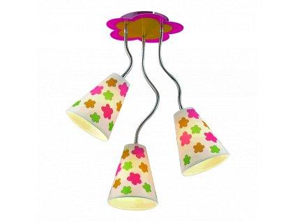 PREZENT 28030 FLORIST dětské stropní svítidlo