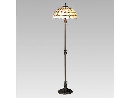 Prezent 144 TIFFANY stojací lampa
