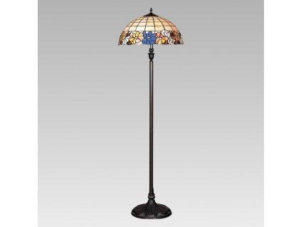 Prezent 145 TIFFANY stojací lampa
