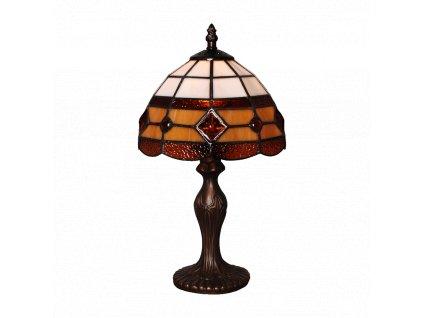 Prezent 176 TIFFANY stolní lampa