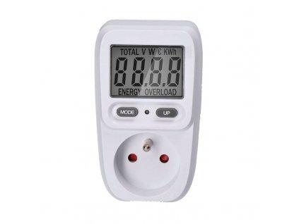 DT26 Solight digitální měřič spotřeby el. energie