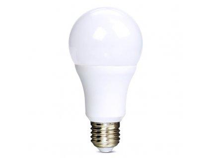 Solight LED žárovka, klasický tvar, 12W, E27, 4000K, 270°, 1010lm