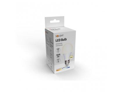 WZ508A Solight LED žárovka, klasický tvar, 12W, E27, 4000K, 270°, 1010lm