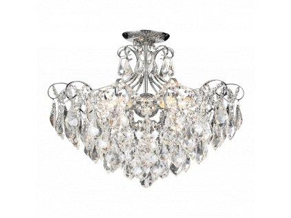 LUXERA 33304 GRANADA stropní křišťálové svítidlo