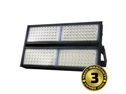 WM-200W-P Solight LED venkovní reflektor Pro+, 200W, 22000lm, 5000K, AC 230V, černá