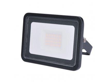 WM-20W-K Solight LED venkovní reflektor Eco, 20W, 1300lm, 4000K, černý