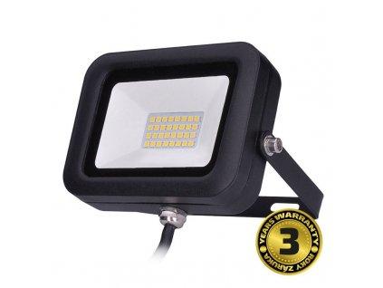 WM-30W-L Solight LED reflektor PRO, 30W, 2550lm, 5000K, IP65