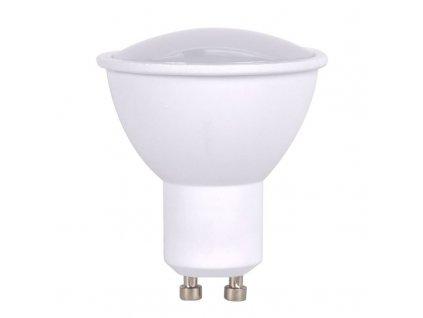 Solight LED žárovka, bodová , 5W, GU10, 3000K, 425lm, bílá