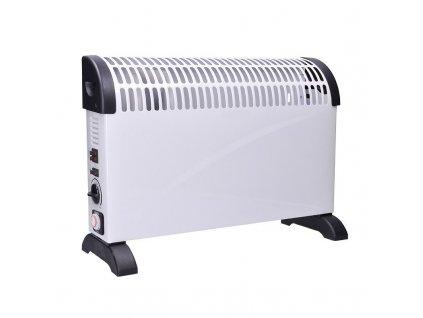 KP04 Solight horkovzdušný konvektor 2000W, ventilátor, časovač, nastavitelný termostat