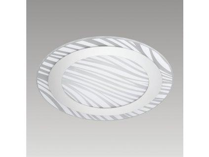 Prezent Stropní svítidlo EPSYLON,2xE27/60W, WHITE CHROME/MATT 45104