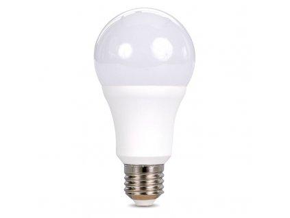 Solight LED žárovka, klasický tvar, 15W, E27, 6000K, 270°, 1220lm