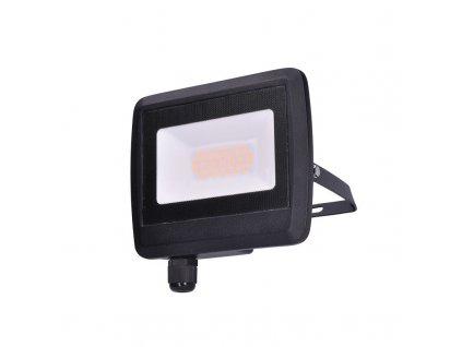 Solight LED reflektor Easy, 20W, 1600lm, 4000K, IP65, černý