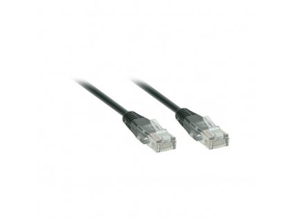 Solight UTP CAT.5E kabel, RJ45 konektor - RJ45 konektor, 15m