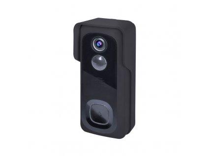 Solight bezdrátový WiFi zvonek s HD kamerou