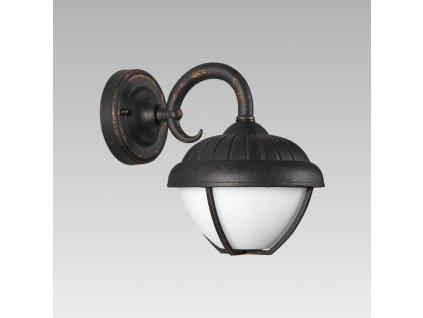 PREZENT 39017 NEBRASKA LED nástěnné venkovní svítidlo