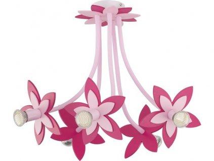 NOWODVORSKI 6896 dětské stropní svítidlo FLOWERS