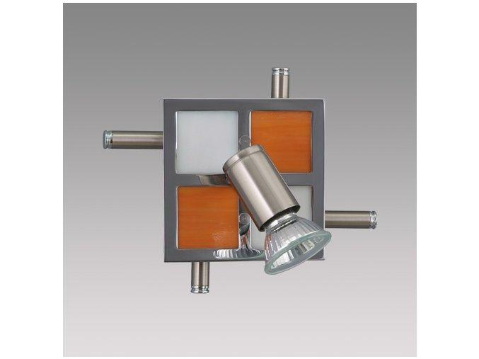 Prezent Nástěnné svítidlo CRISSIER-T1, 1xGU10/50W,NS/ORG PEARL W. 249