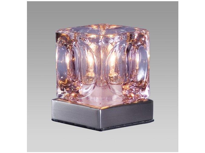 Prezent Lampa DECORA, 1xG9/20W PINK 536