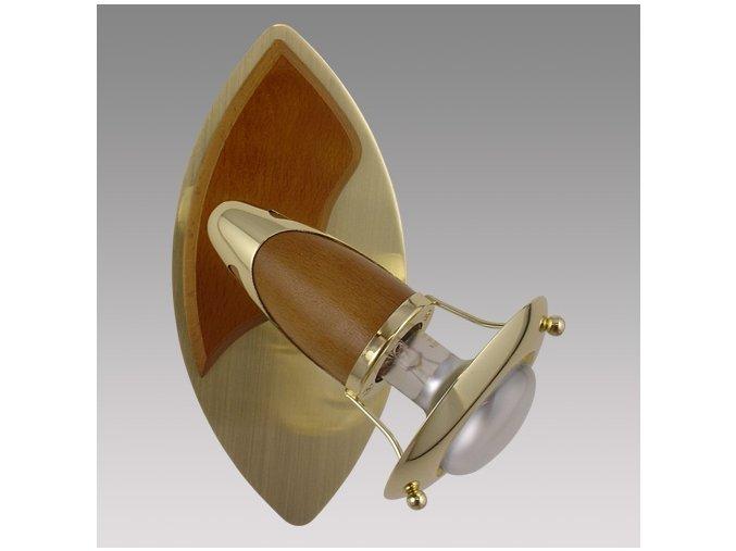 Prezent Nástěnné svítidlo ZEUS 1xE14/R50/40W, BS/DW 332