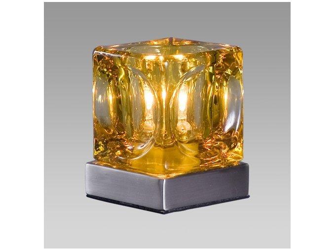 Prezent Lampa DECORA, 1xG9/20W BROWN 534
