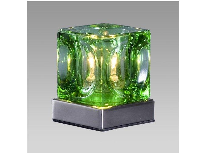 Prezent Lampa DECORA, 1xG9/20W GREEN 505