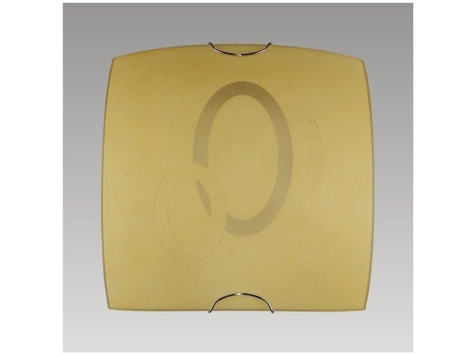 Prezent Stropní svítidlo MERIVA 2xE27/60W, ORANGE 1308