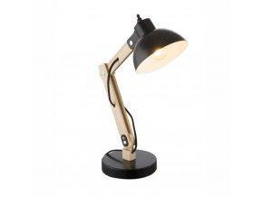 GLOBO 21504 stolní lampa 1xE27 40W