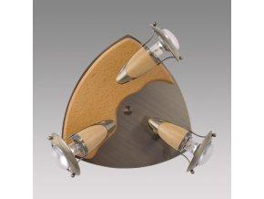 Prezent Stropní svítidlo ZEUS 3xE14/R50/40W, ABS 325