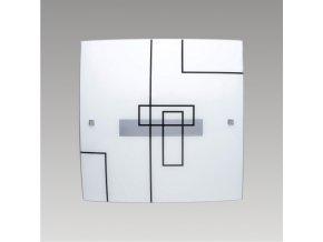 Prezent Nástěnné svítidlo PRIX 1xE27/60W,285X285,WHITE 45033
