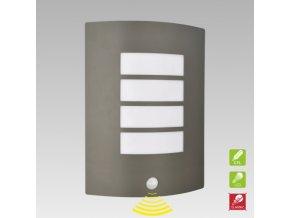Prezent Venkovní svítidlo MEMPHIS+SEN1xE27/15W,IP44,ST.DARKGRAY 61022