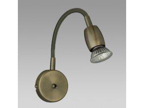 Prezent Nástěnné svítidlo RAFT 1xGU10/33W,ABS 858