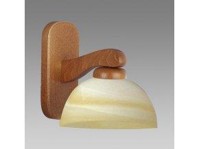 Prezent Nástěnné svítidlo TEMIDA WALL 1xE27/60W, CHERRY 56 44020 M56