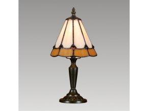 Prezent Lampa TIFFANY 1xE14/40W, TABLE SMALL 91