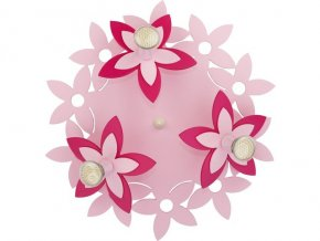 NOWODVORSKI 6895 dětské stropní svítidlo FLOWERS