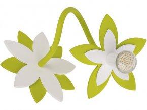 NOWODVORSKI 6897 dětské nástěnné svítidlo FLOWERS