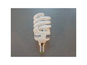 NBB BOHEMIA úsporná žárovka 11W E14 2700K teplá bílá