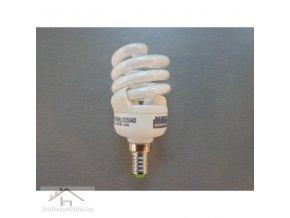NBB BOHEMIA úsporná žárovka 15W E27 2700K teplá bílá