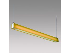 Prezent Závěsné svítidlo OFINNA 1xT5/28W, SILVER,ORANGE,WHITE 22003