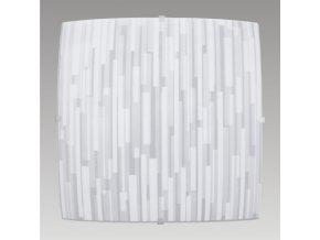 Prezent Stropní svítidlo DELTA 1xE27/60W,300x300,GLASS 45042 F