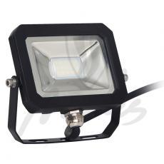 NEDES LED reflektor slim+držiak 50W/4000K - LF1024H