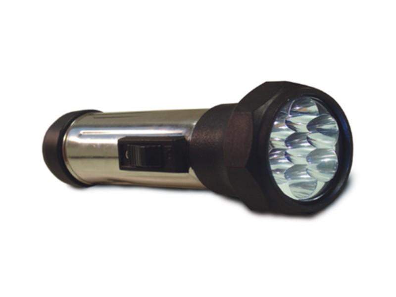 PANLUX BATERKA UOB-7L svítilna | 7LED, černá