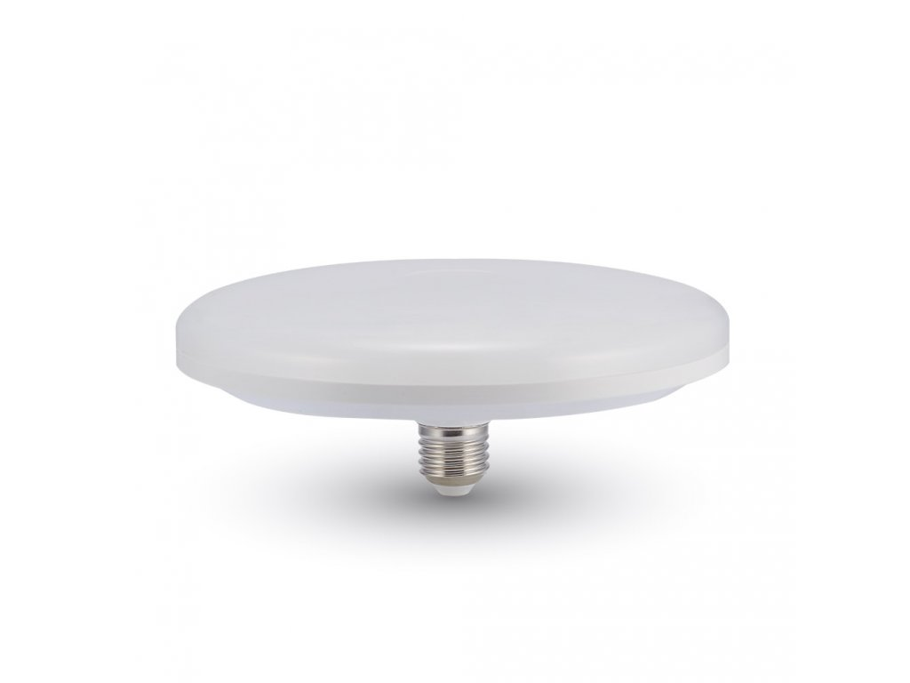 V-TAC LED žárovka E27 15W UFO neutrální bílá